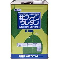 日本ペイントの水性ファインウレタンU100