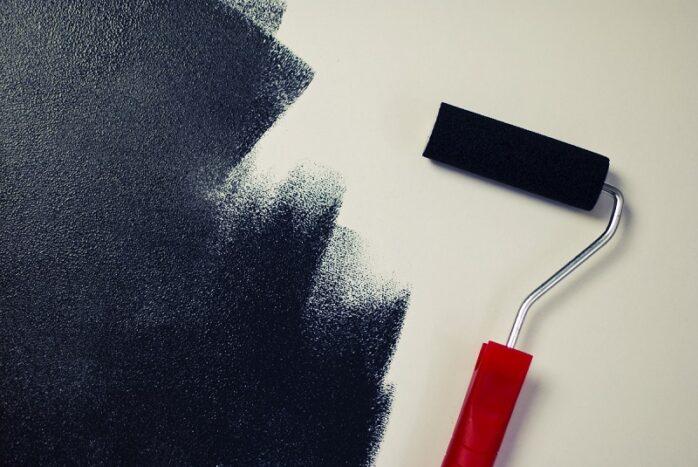ローラーによる塗装の特徴